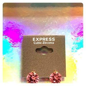Express Halo Drop Earrings